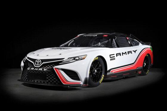 Toyota Camry de Nascar
