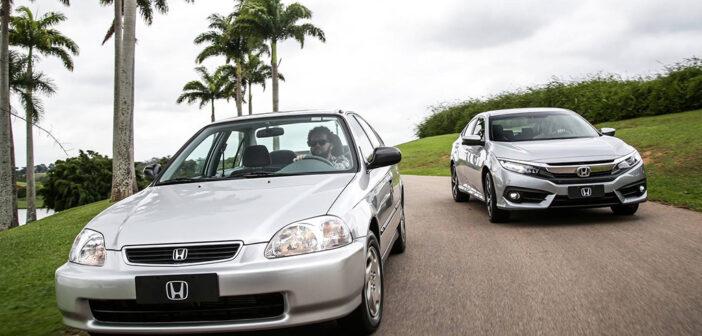 Tras 24 años, Honda deja de fabricar el Civic en Brasil
